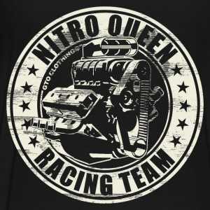 Nitro Queen V8 Racing Team Pullover & Hoodies - Männer Premium T-Shirt