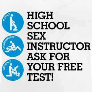 Sex teacher offers free trial lesson Shirts - Baby T-Shirt