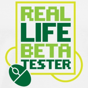 Living beta testers! Tank Tops - Men's Premium T-Shirt