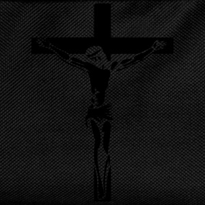 Jesus am Kreuz T-Shirts - Kids' Backpack