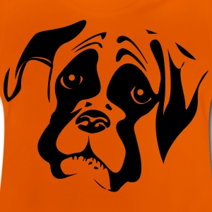 Boxer Dog - Baby T-Shirt
