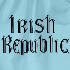 Irish Republic - Drawstring Bag
