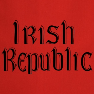 Irish Republic Shade - Cooking Apron