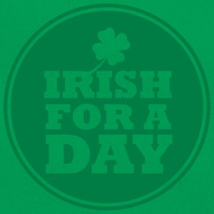 IRISH FOR A DAY - FUN T-shirts - Retro-tas