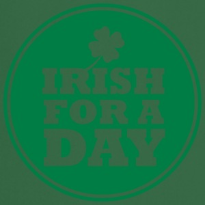 IRISH FOR A DAY - FUN T-Shirts - Kochschürze