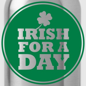 IRISH FOR A DAY - FUN T-Shirts - Trinkflasche