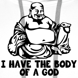 I Have The Body Of A God T-Shirts - Männer Premium Hoodie