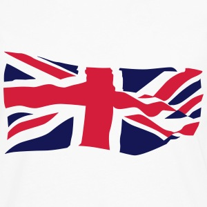 British Flag - Men's Premium Longsleeve Shirt