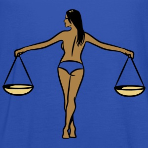 Libra Horoscope Libra girl sexy T-Shirts - Women's Tank Top by Bella