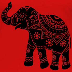 Indian elephant Tops - Women's Premium Longsleeve Shirt