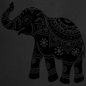 Indian elephant Bags & Backpacks - Cooking Apron