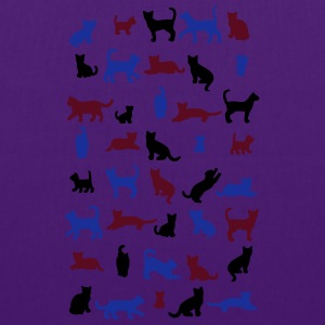 All cats vector T-shirts - Mulepose