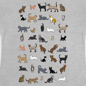 All cats Tee shirts - T-shirt Bébé