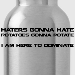 Haters Gonna Hate - kids t1 - Water Bottle