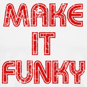 Make it Funky 2 Tabliers - T-shirt Premium Homme