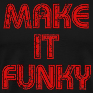 Make it Funky 2 Manches longues - T-shirt Premium Homme