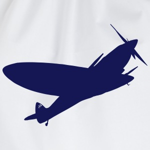 Supermarine Spitfire XIV T-Shirts - Drawstring Bag