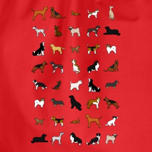All dogs Tee shirts - Sac de sport léger