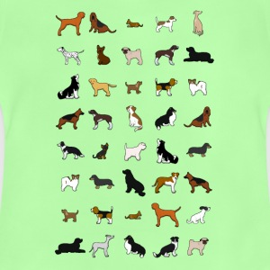 All dogs T-shirts - Baby-T-shirt