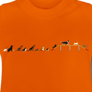 Agility bridge latency T-shirts - Baby-T-shirt