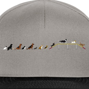 Agility bridge latency T-Shirts - Snapback Cap