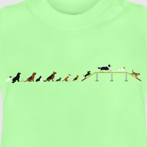 Agility bridge latency Camisetas - Camiseta bebé