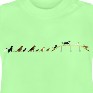 Agility bridge latency T-shirts - Baby T-shirt