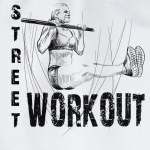 street workout girl Singlets - Gymbag