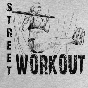 street workout girl Tee shirts - Sweat-shirt Homme Stanley & Stella
