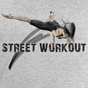 street workout girl Topper - Sweatshirts for menn fra Stanley & Stella