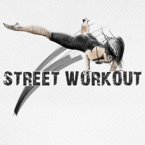street workout girl T-shirts - Baseballcap