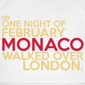 Monaco walked over London Tee shirts - Casquette classique