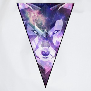 Space Wolf  T-shirts - Gymtas