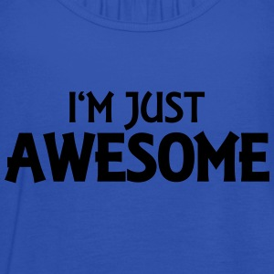 I'm just awesome T-skjorter - Singlet for kvinner fra Bella