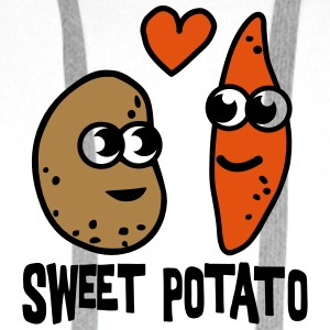 Sweet Potato  T-shirts - Premiumluvtröja herr