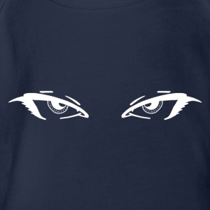 Eyes by Customstyle Tee shirts - Body bébé bio manches courtes