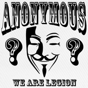 anonymous we are legion Tee shirts - Casquette classique