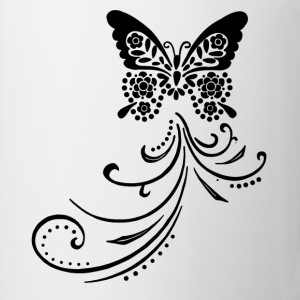 Butterfly by Customstyle Tee shirts - Tasse