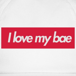 I love my bae Tee shirts - Casquette classique
