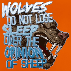 Wolves Opinion Shirts - Baby T-Shirt