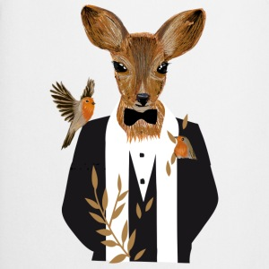 A deer in a black tuxedo Other - Cooking Apron