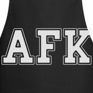 AFK T-Shirts - Cooking Apron