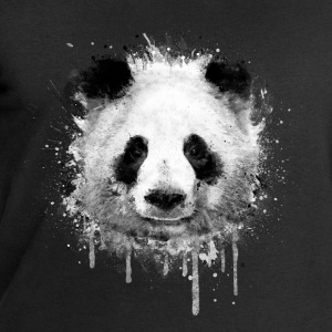 Cool Artistic Panda Portrait conception d'aquarell Tee shirts - Sweat-shirt Homme Stanley & Stella