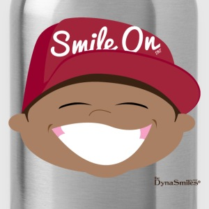 smile on boys T-Shirt Shirts - Water Bottle