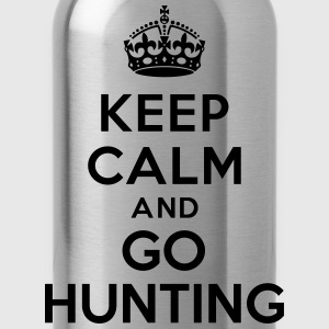 Keep calm and go hunting Tee shirts - Gourde