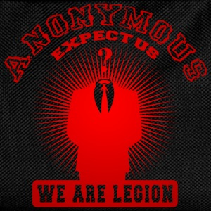 anonymous expect us Tee shirts - Sac à dos Enfant