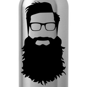 Beard - Water Bottle