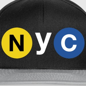 NYC Subway - Casquette snapback