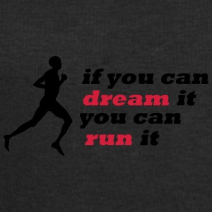 dream it run it T-Shirts - Männer Sweatshirt von Stanley & Stella