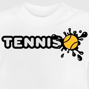Tennis and Splash Sweats - T-shirt Bébé